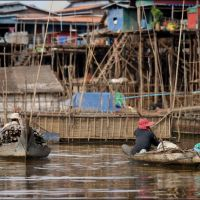 025-Камбоджа-озеро-Тонле-Сап-плавучая-деревня