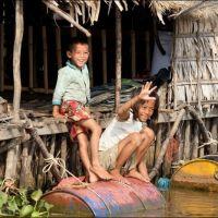 027-Камбоджа-озеро-Тонле-Сап-плавучая-деревня
