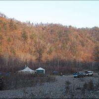 001-Лагерь-биологов-долина-реки-м.Ананьевка-Приморский-Край-РОССИЯ-октябрь2011